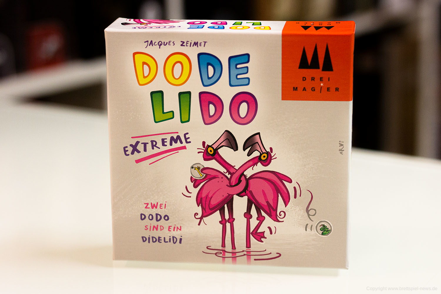 TEST // DODELIDO - EXTREME