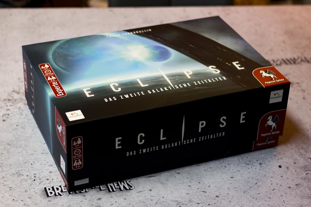 ECLIPSE: SECOND DAWN FOR THE GALAXY // Bilder vom Spiel