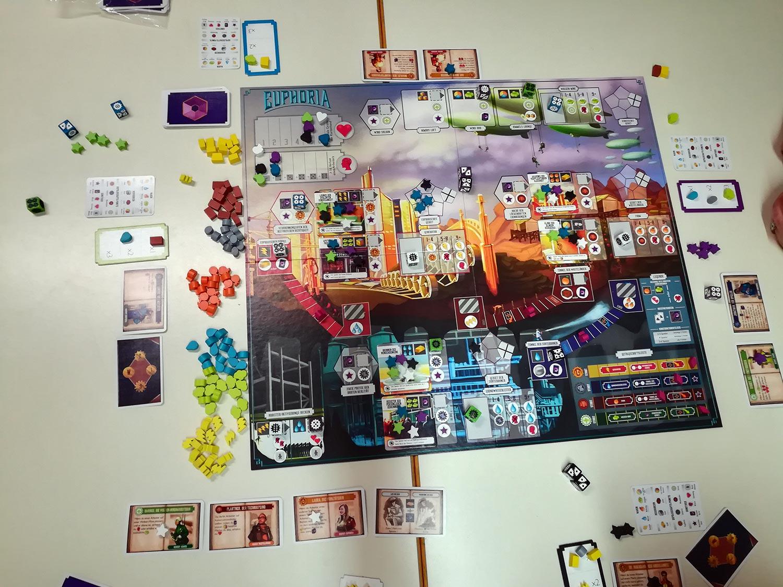 Euphoria Spiel