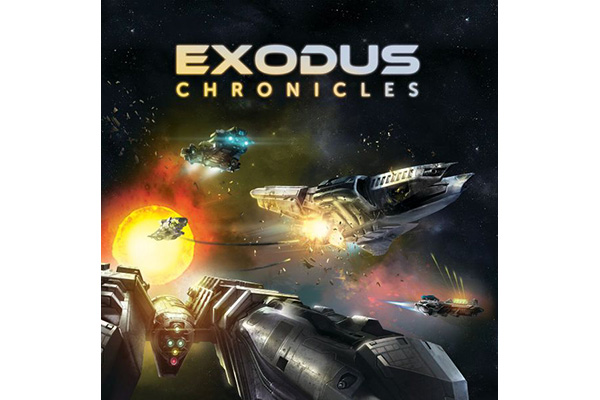 EXODUS CHRONICLES // Start am 19.3.2019 auf Kickstarter