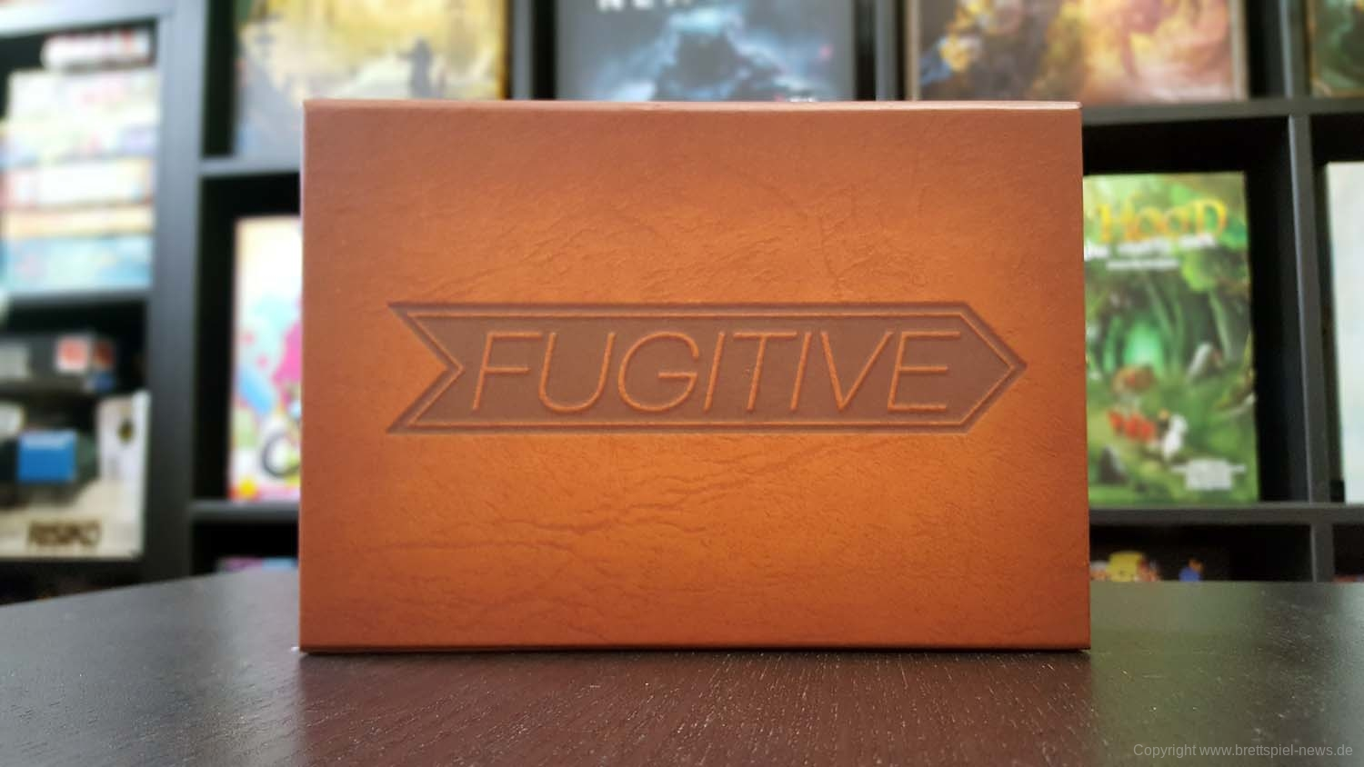 TEST // FUGITIVE