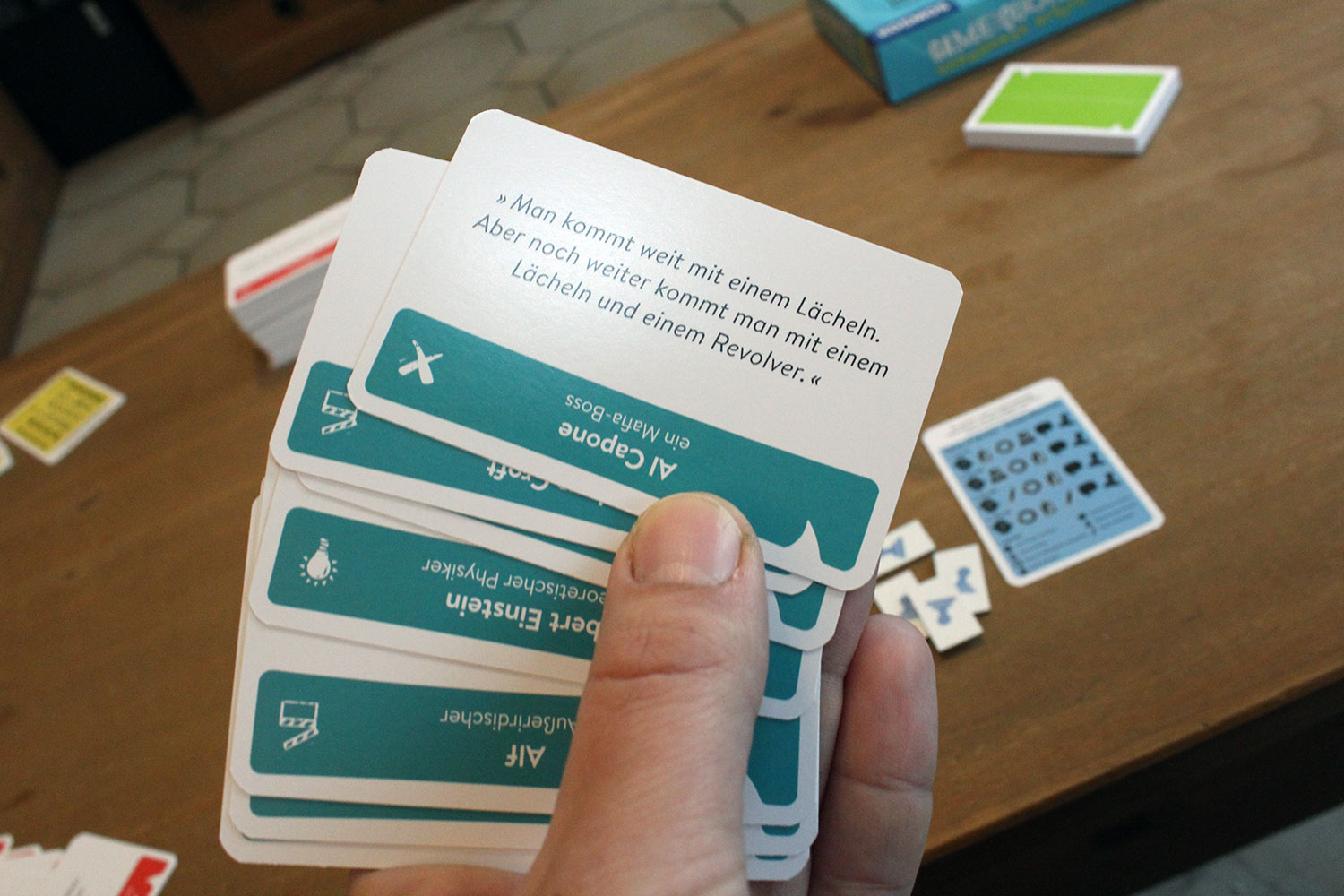 Test: Game Of Quotes von Marc-Uwe Kling