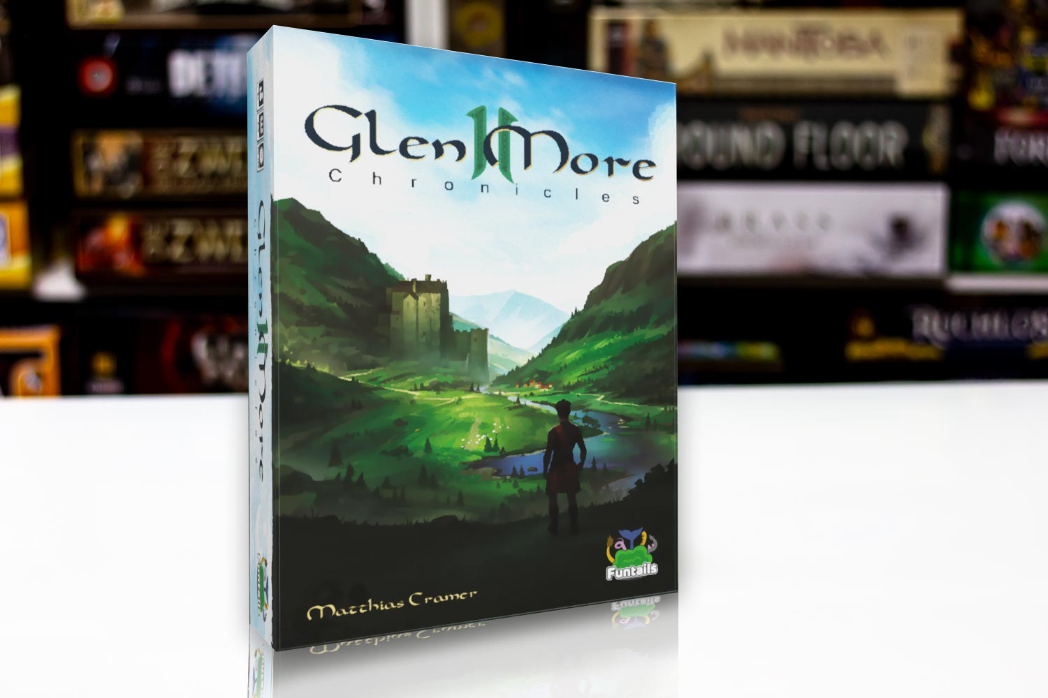 GLEN MORE II: CHRONICLES // Auf Kickstarter gestartet