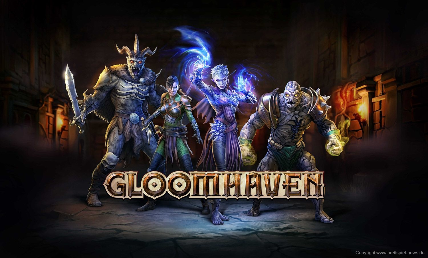 GLOOMHAVEN digital