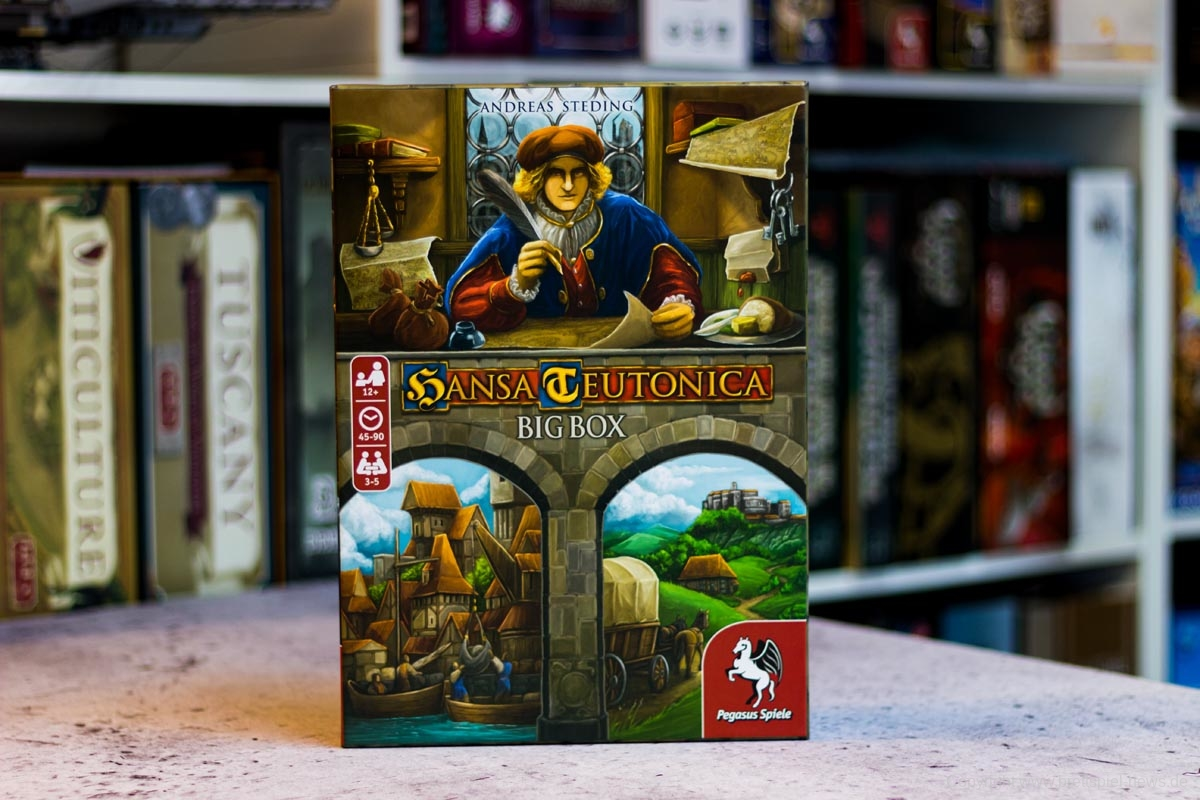 TEST // HANSA TEUTONICA BIG BOX