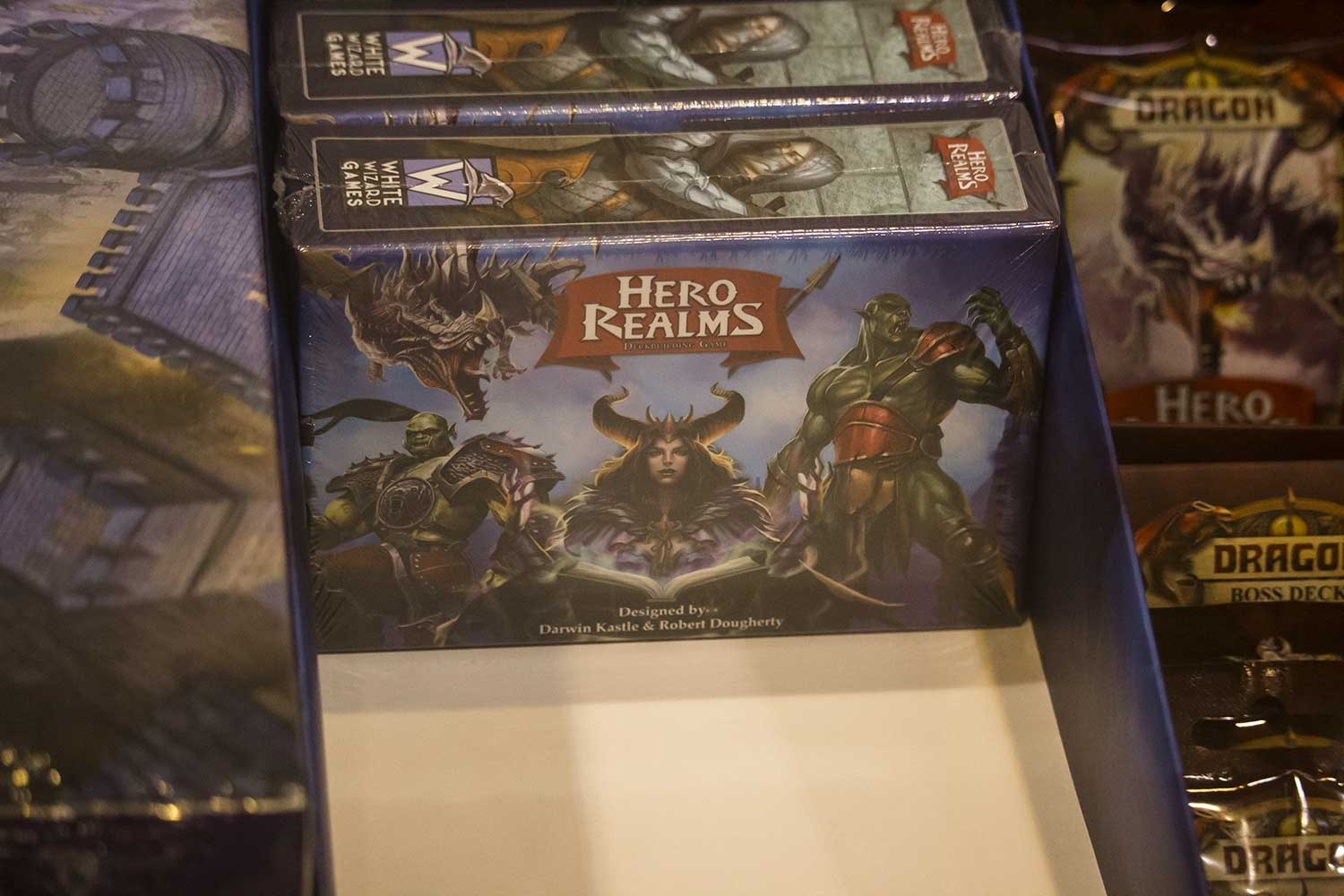Hero Realms von White Wizard Games angespielt
