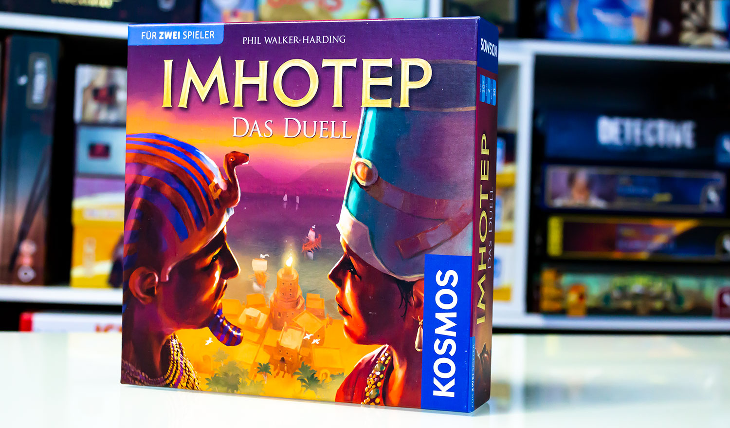 TEST // Imhotep - Das Duell