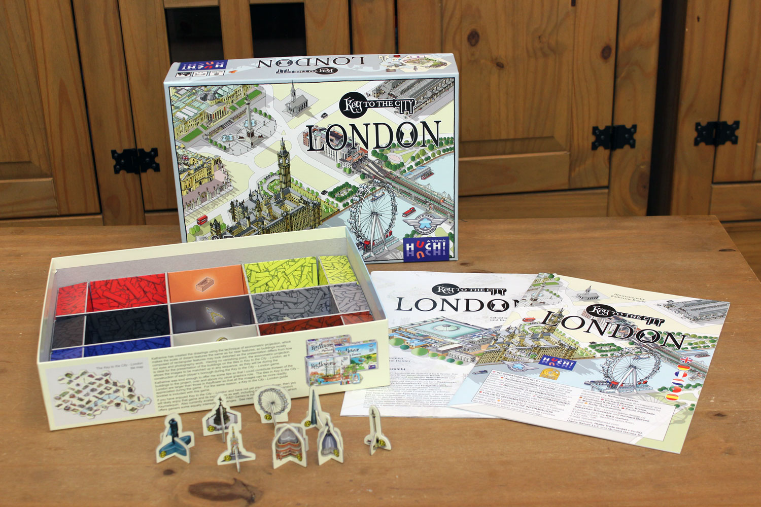 Test: Key to the City - LONDON