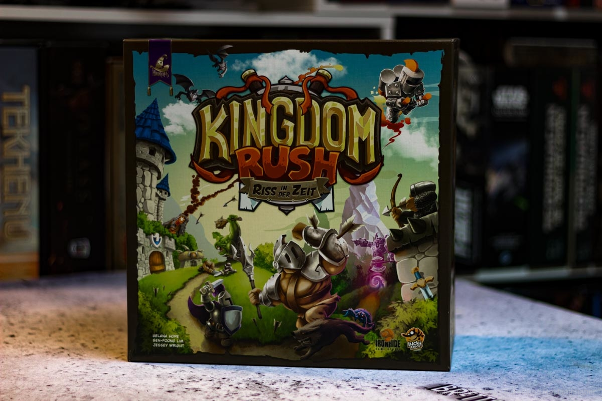 TEST // KINGDOM RUSH