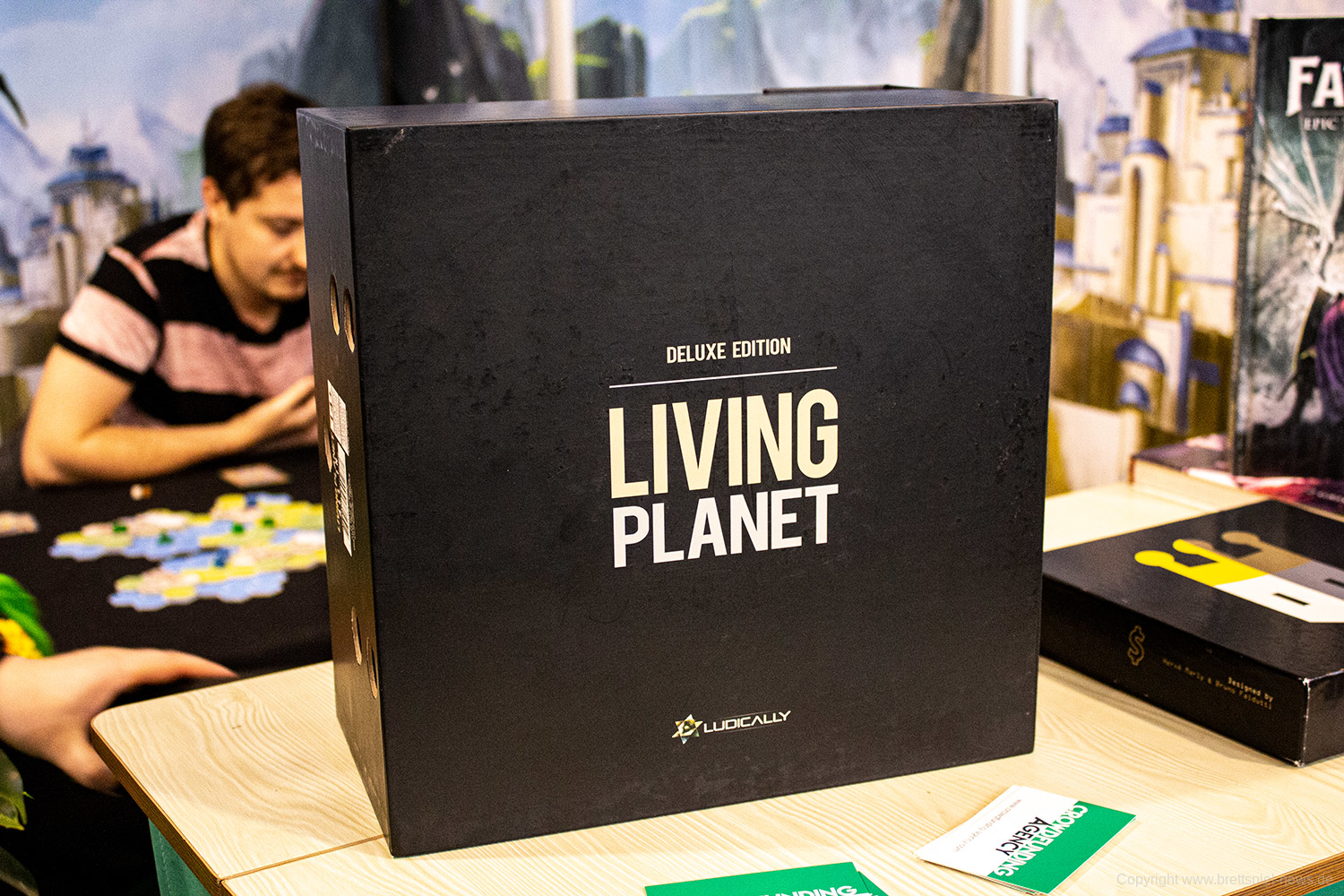 LIVING PLANET // Living Game + erste Bilder