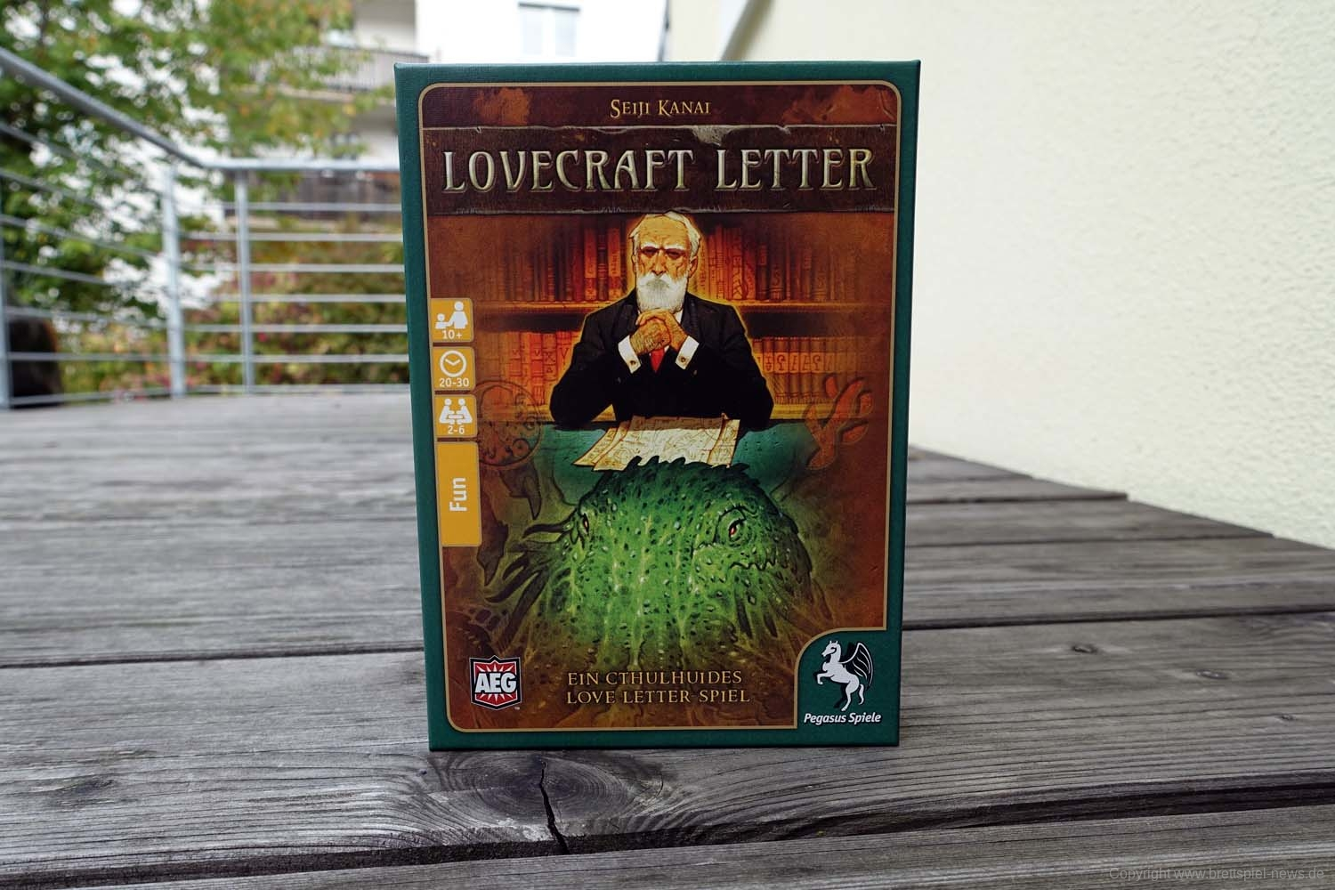 TEST // LOVECRAFT LETTER