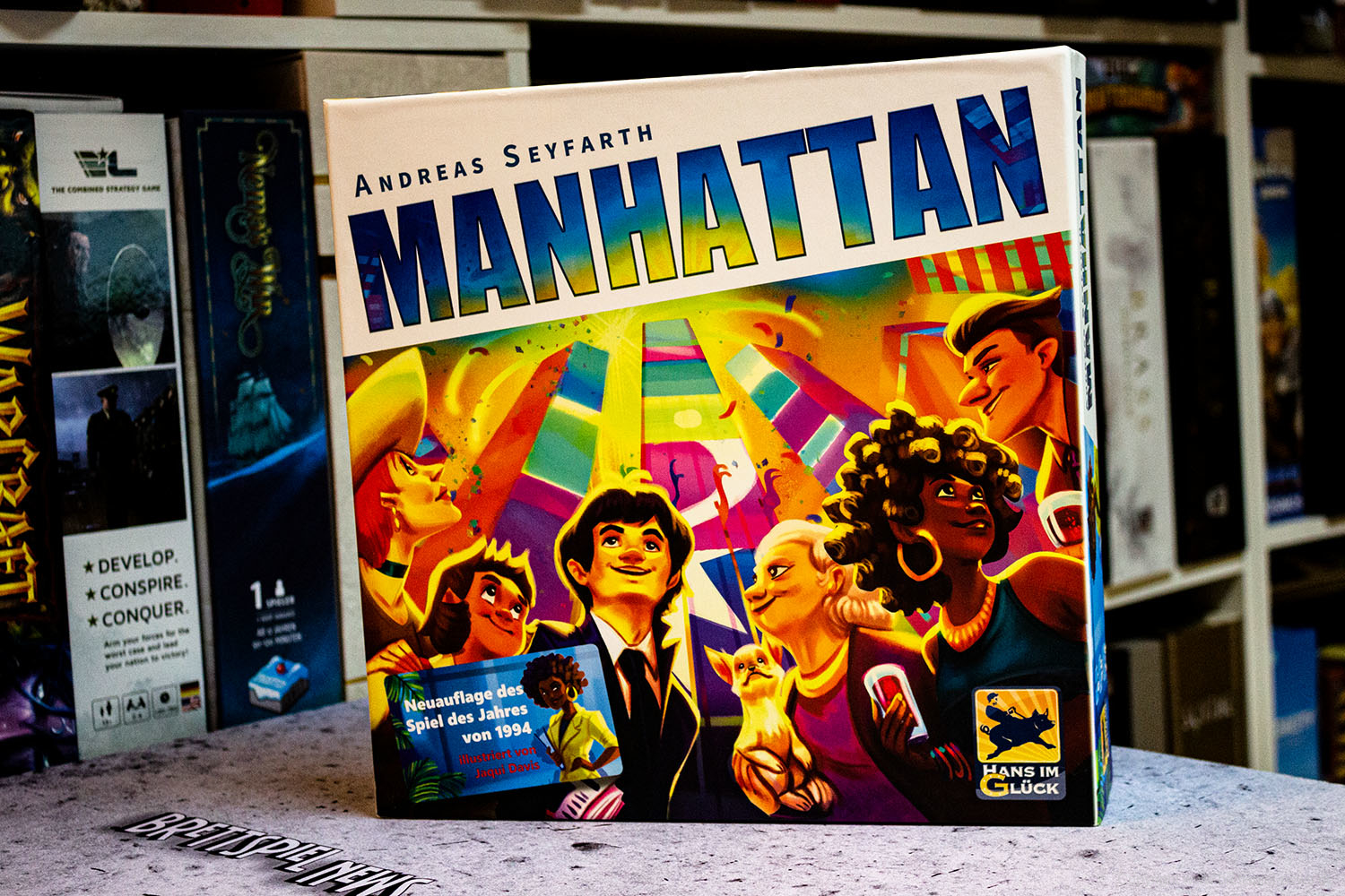 TEST // MANHATTAN