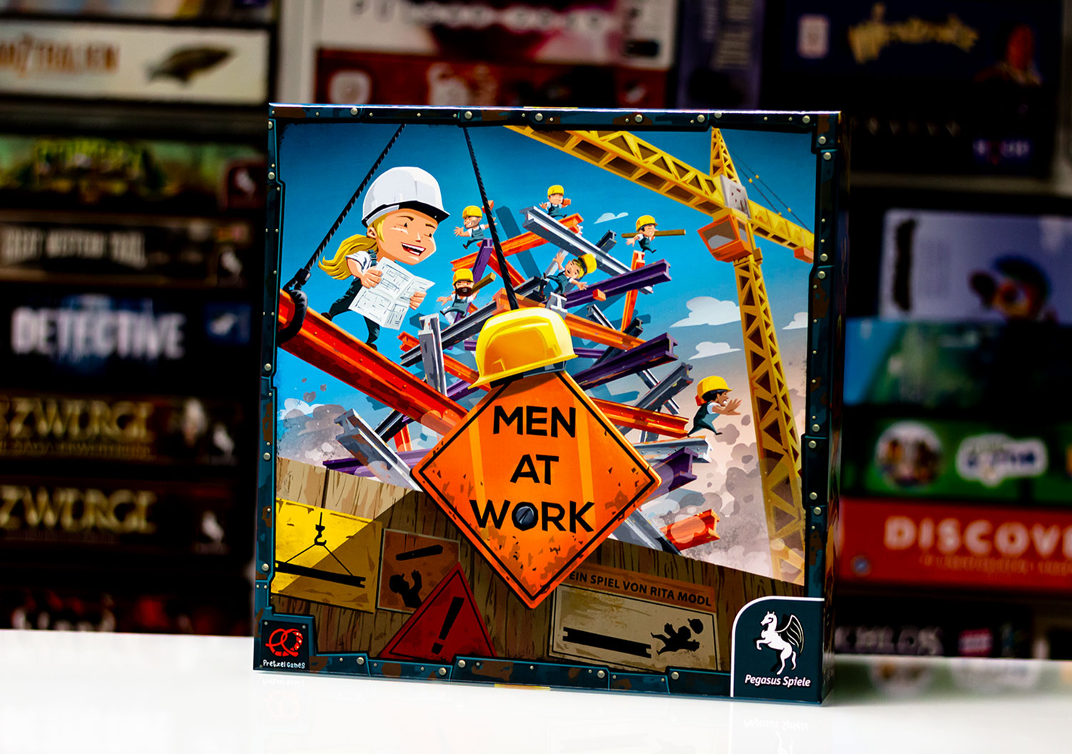 TEST // Men At Work