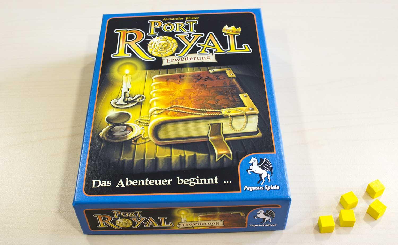 Sonstige Das Abenteuer beginnt Pegasus Spiele Port Royal