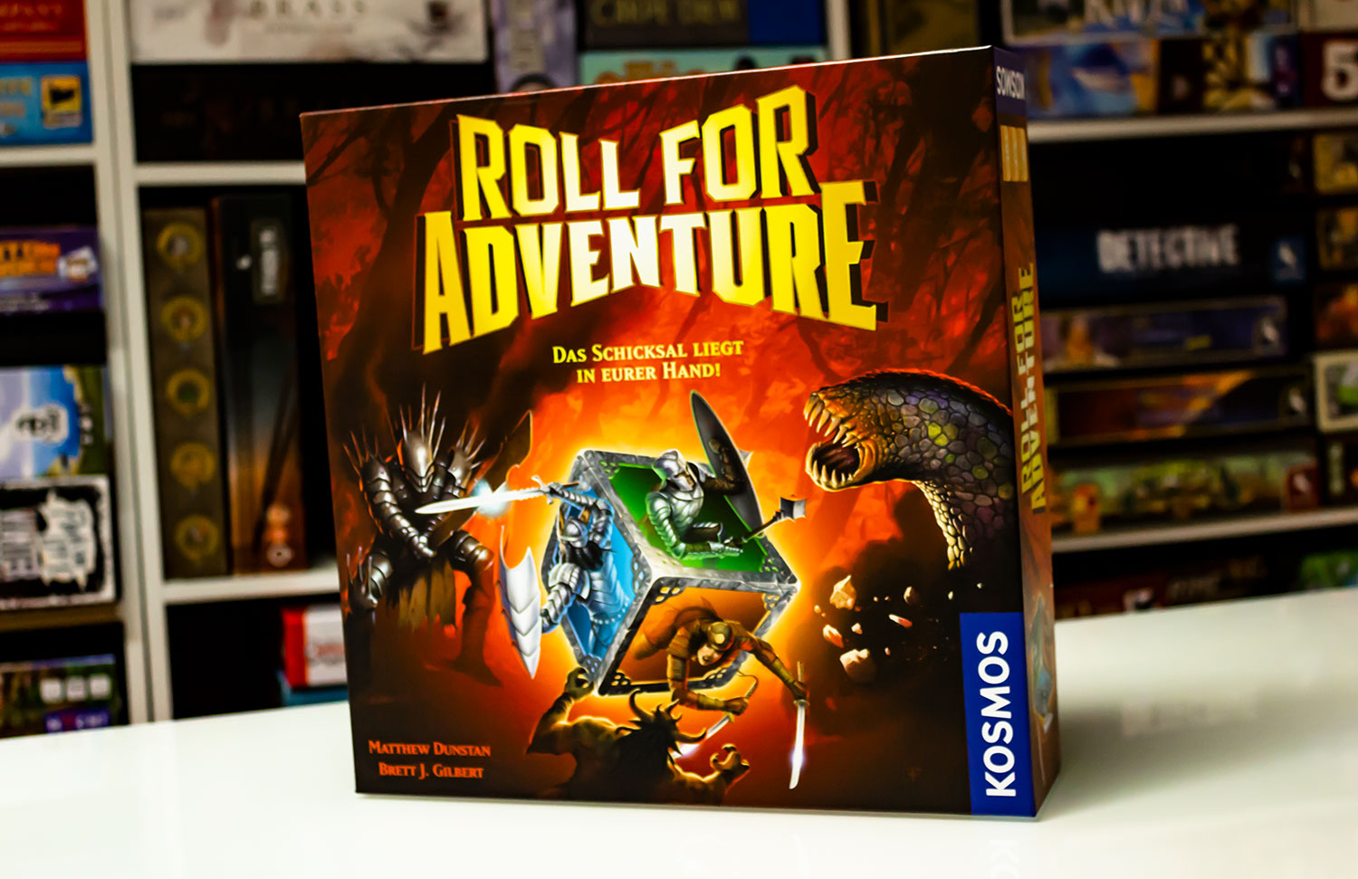 TEST // Roll for Adventure