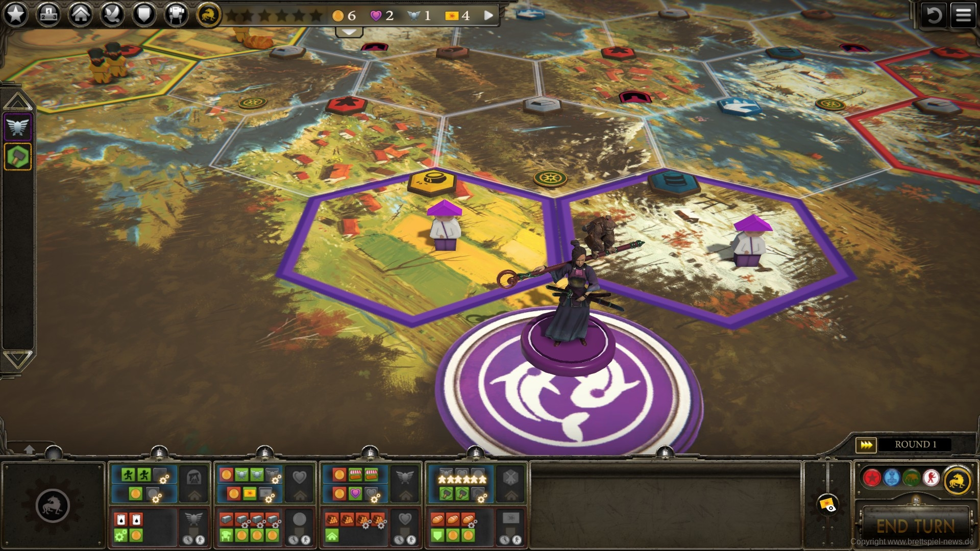 Scythe Invaders From Afar Screenshot 1
