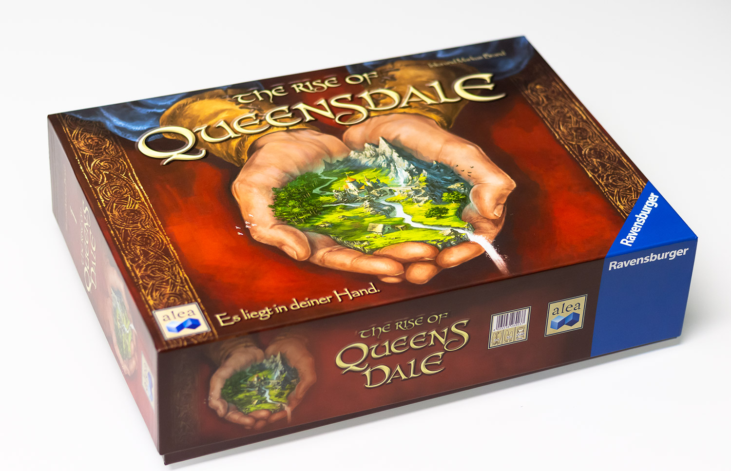 Angespielt: The Rise of Queensdale