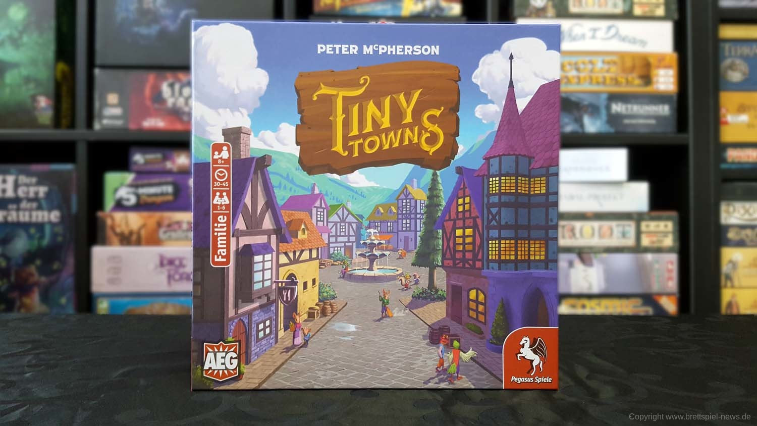 TEST // TINY TOWNS