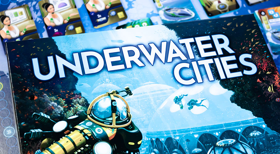TEST // Underwater Cities