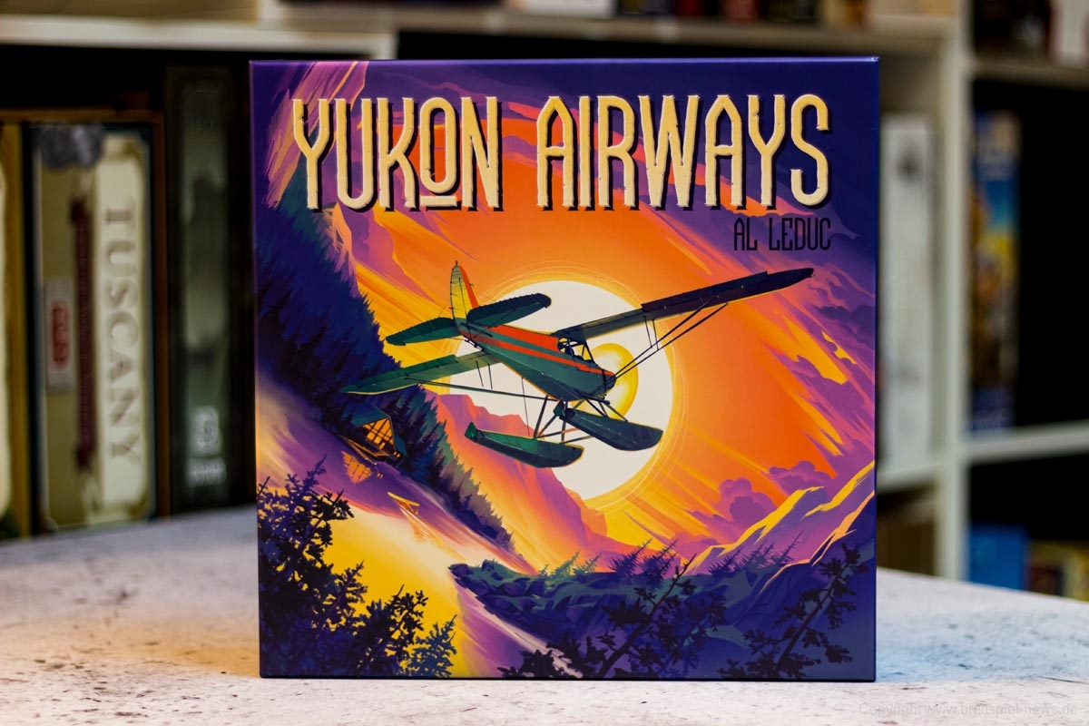 TEST // YUKON AIRWAYS