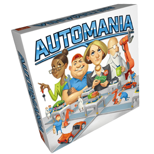 Automania von Aporta Games angespielt Rezension Test