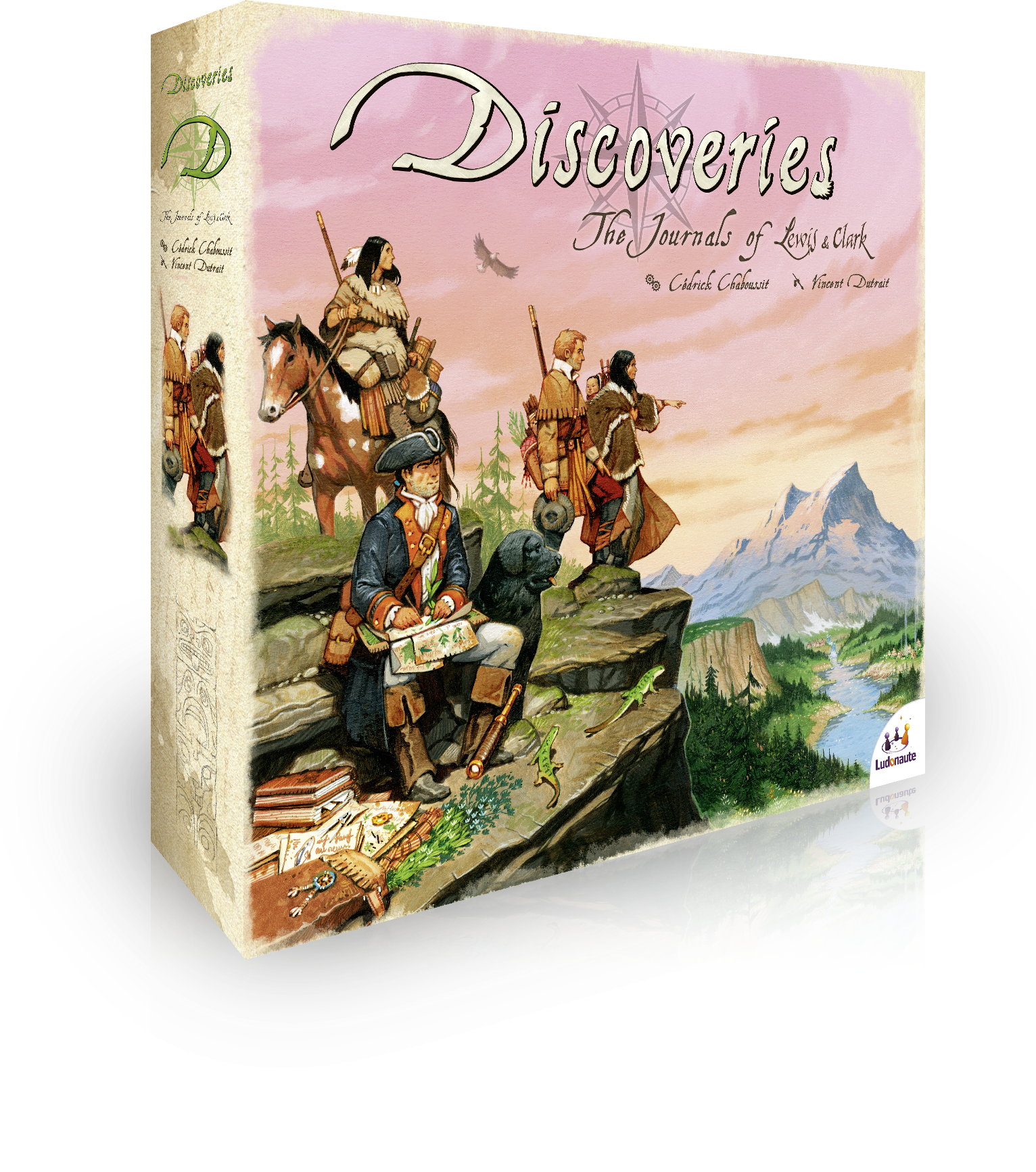 Discoveries - The Journals of Louis & Clark - Spieletest