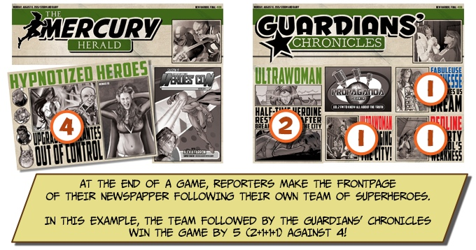 Guardians' Chronicles: Clash of Heroes bei Kickstarter