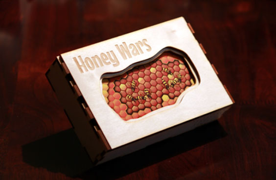 Honey Wars bei Kickstarter