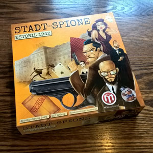 Stadt der Spione - Estoril 1942 angespielt, Test, Rezension,