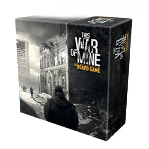 This War of Mine: The Board Game, Kickstarter, Brettspiel, Spiel, News