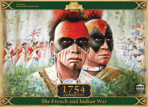 1754: Conquest - The French and Indian War gestartet