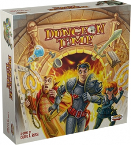 Dungeon Time auf den Weg in den Handel