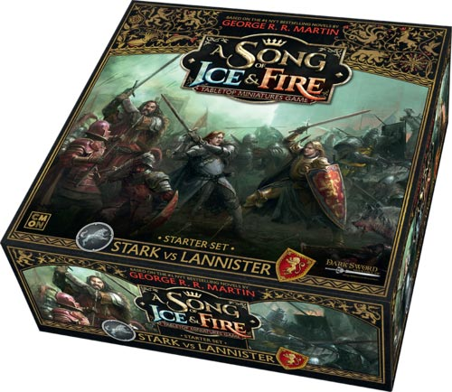A Song of Ice and Fire von Eric M. Lang & Micheal Shinall