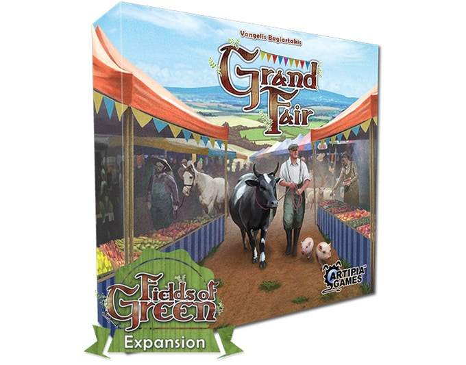 Fields of Green - Grand Fair auf Kickstarter gestartet