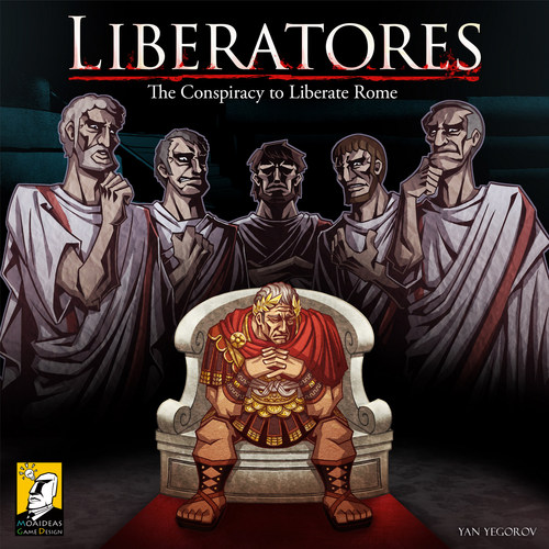 Liberatores: The Conspiracy to Liberate Rome kommt im Herbst