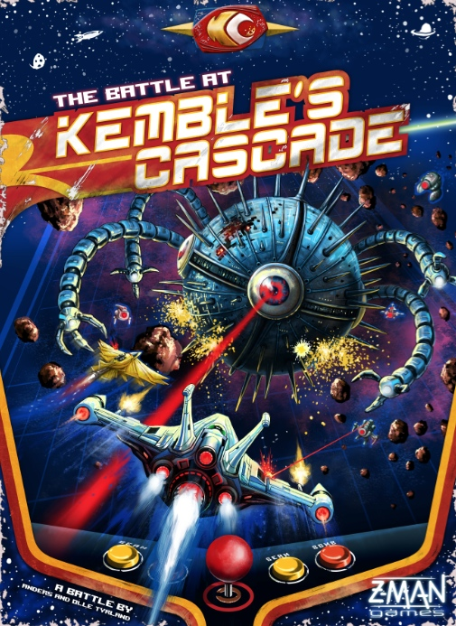 Schnapper zum Wochenende: The Battle at Kemble's Cascade