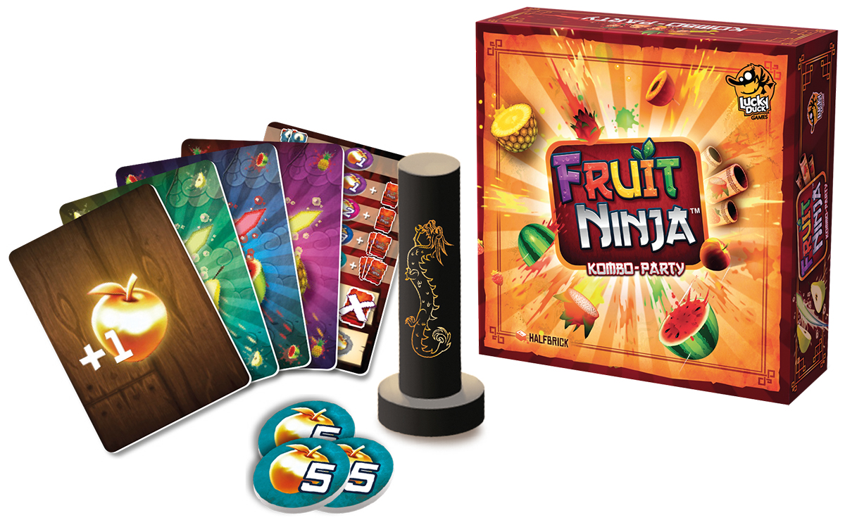Fruit Ninja: Kombo-Party angekündigt