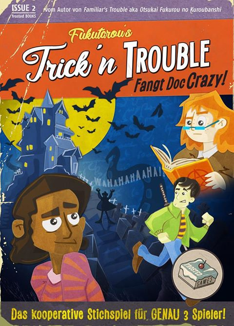 Trick 'n Trouble erscheint bei Frosted Games