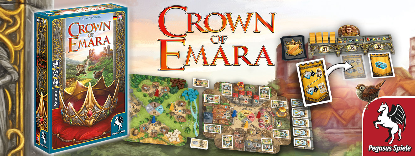 Weitere Informationen zu Crown of Emara