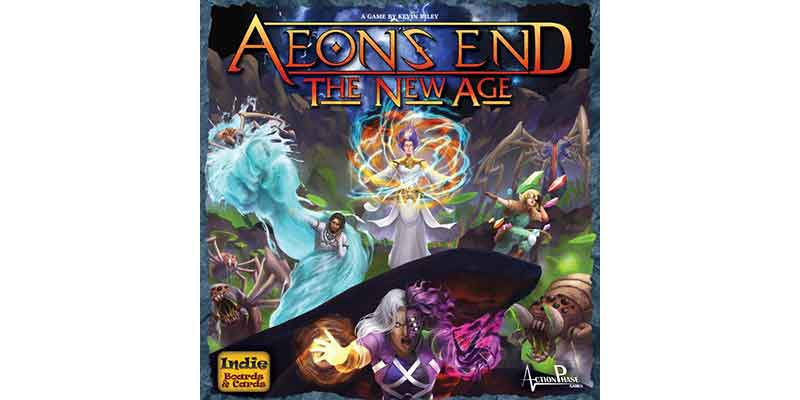 Kickstarter // Aeon's End: The New Age aktuell zu fördern
