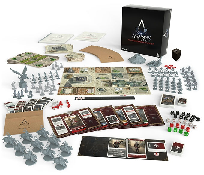 Kickstarter // Assassin's Creed: Brotherhood of Venice