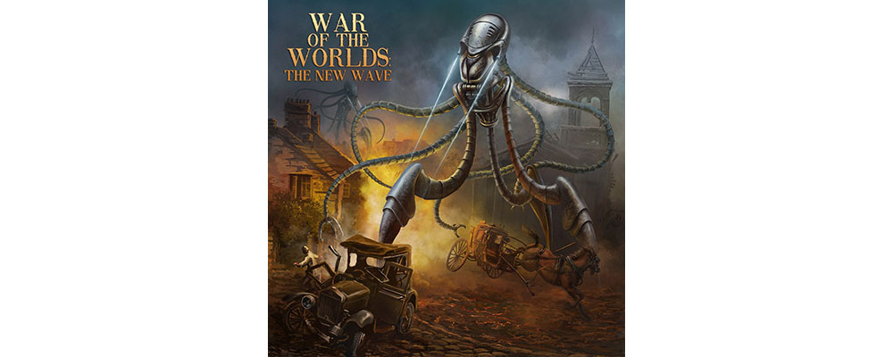 WAR OF THE WORLDS // Bald in der Spieleschmiede?