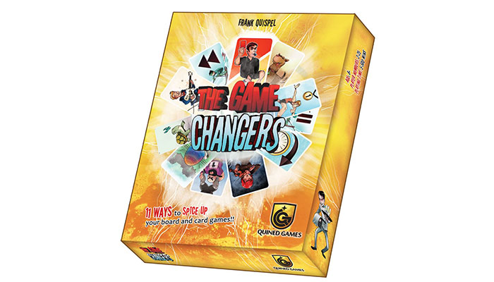 "Quined Games kündigt ""The Game Changers"" an"
