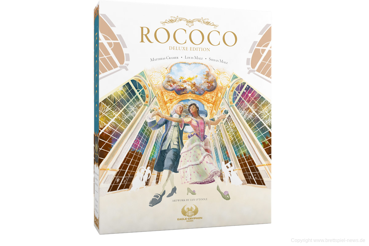 ROCOCO: DELUXE EDITION // erscheint 2020 bei Eagly Gryphon Games