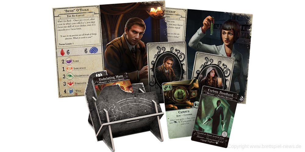 arkham horror inhalt