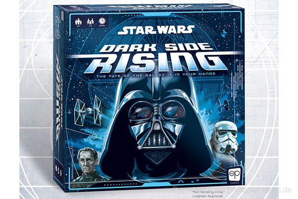 STAR WARS: DARK SIDE RISING // Erscheint in Europa