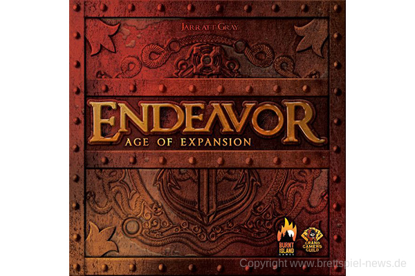 KICKSTARTER // Endeavor: Age of Expansion in deutscher Sprache