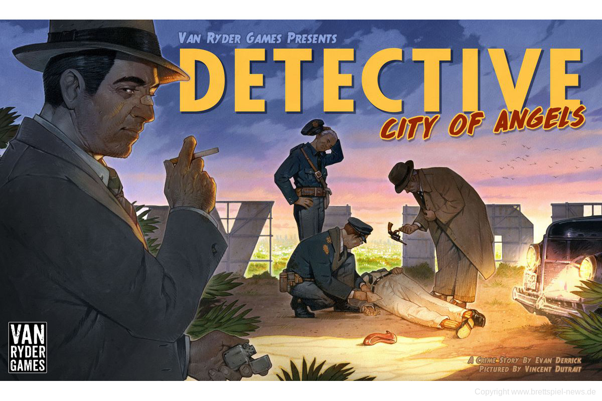 Spiel Detective