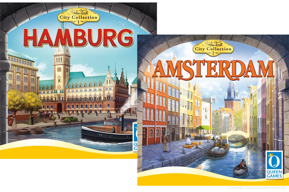 HAMBURG + AMSTERDAM // STEFAN FELD CITY COLLECTION für 2021 angekündigt