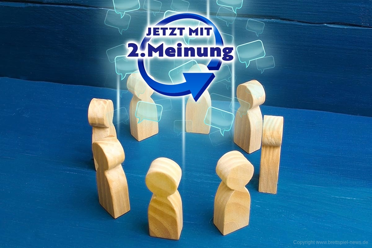 NEUES FEATURE // 2. Meinung!